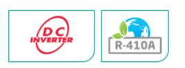 Aer Conditionat 42000 BTU Hitachi Inverter RAS-5.0UMESNH1/RPFC-5.0UNE1NH convertibil de tavan sau pardoseala pentru Hotel Restaurant Cafenea Club Birou
