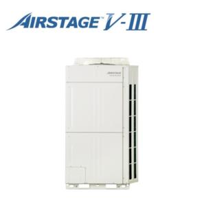 Unitate exterioara 40.0kW/45.0kW Fujitsu Airstage V-III Series AJY126LALBH Trifazat pentru sisteme VRF pentru Hotel Restaurant Cafenea Club Birou
