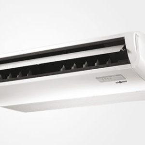 Aer Conditionat 60000 BTU Hokkaido Inverter pardoseala tavan HSFI 1600 ZA1 / HCSI 1600 ZA pentru Hotel Birou Restaurant Club Cafenea Pensiune
