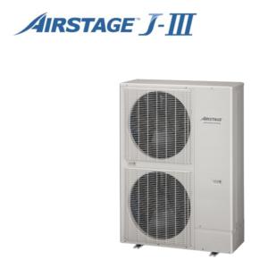 Unitate exterioara 11.2kW/12.5kW Fujitsu Airstage J-III Series AJY040LBLAH pentru sisteme VRF destinat Hotel Restaurant Cafenea Club Birou