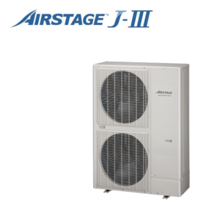 Unitate exterioara 14.0kW/16.0kW Fujitsu Airstage J-III Series AJY045LELAH Trifazat pentru sisteme VRF destinat Hotel Restaurant Cafenea Club Birou
