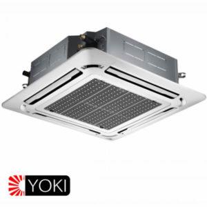 Aer Conditionat 12000 BTU Yoki Inverter KC12IM tip caseta pentru Hotel Birou Restaurant Club Cafenea Pensiune