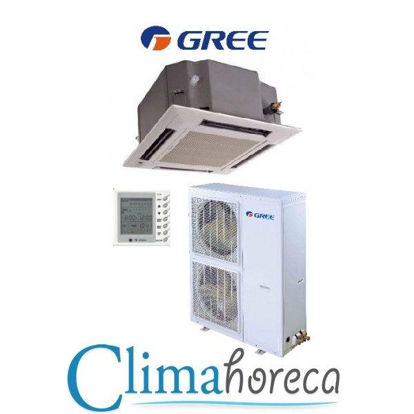 Aer conditionat trifazat 42000 btu tip caseta GREE INVERTER