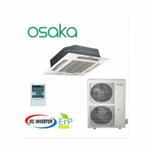 Aer Conditionat 48000 BTU OSAKA INVERTER OC48DRC8 tip caseta pentru Hotel Restaurant Cafenea Club Birou