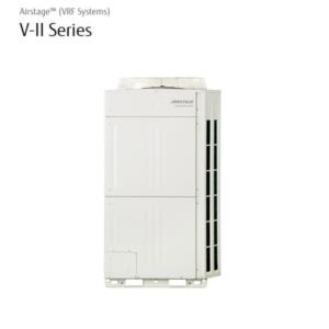 Unitate exterioara 33.5kW/37.5kW Fujitsu Airstage V-II Series AJY108LALH Trifazat pentru sisteme VRF destinat Hotel Restaurant Cafenea Club Birou