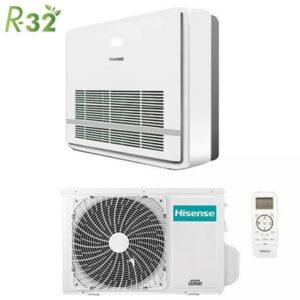 Aer conditionat 18000 btu Hisense tip consola AKT26UR4RK4+AUW26U4RR4 pentru spatii rezidentiale si comerciale